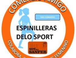 ESPINILLERAS DELO SPORT